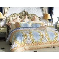 Classical Fountain Design Sateen Cotton Bedding Sets, Reactive Printing Design Manufactures