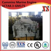 China Cummins Engine !!! Cummins 6CT Marine Diesel Engine 6CTA8.9-GM175 on sale