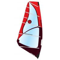 Smooth 6.5 X-ply Freeride Wind Surf Sail 5-Batten Durable Dacron Intermediate Play Sail Manufactures
