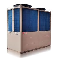 China 216KW High Temperature Air To Water Heat Pump Champagne Color on sale
