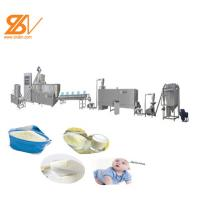 Nutrition Instant Baby Food Making Machinee / Rice Powder Making Machine Manufactures