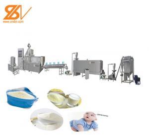 Nutrition Instant Baby Food Making Machinee / Rice Powder Making Machine Manufactures