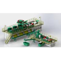 China China CBM Solids Control drilling mud fluid waste recovery management on sale