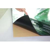 Thermal Insulation Material Car Heat Insulation Mat One Side Adhesive 45 - 55 kg/m³ Manufactures