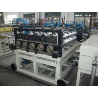 China Corrugated / Flat PC Roof Tile Making Machine for Industrial Roofing and Glazing on sale