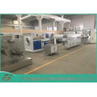 Three Color Plastic Profile Production Line PP Rattan Extruder 5-20mm Width Manufactures