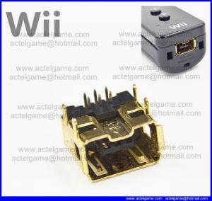 Wii Controller USB Socket repair parts Manufactures