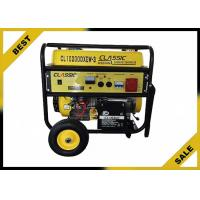 Compact Gasoline Powered Generator Economical 7 Kw , 220 V Petrol Power Generator Endurable Manufactures