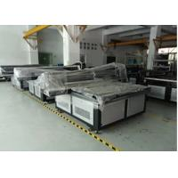 Custom Flatbed Wood Digital Printing Machine , 3020 Uv Curable Ink Printer For Glass Acrylic Manufactures