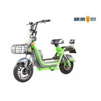 China 500W Smart Electric Bicycle With USB Chager  Disc Brake LED Headlight on sale