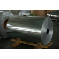 Customize Aluminium Foil Raw Material Jumbo Roll For Food Container Manufactures