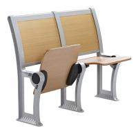 Plywood Metal Meeting Room Chair / Foldable School Desk And Chair Set Manufactures