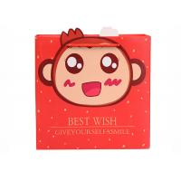 Small Cartoon Character Decorative Fancy Children Paper Bags For Candy Manufactures