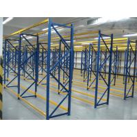 China Adjustable 4 Levels Medium Duty Warehouse Storage Rack Goods Shelving on sale