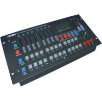 DMX 512 Stage Lighting Disco Console / Controller / Dimmer for Disco , Studio , Theatre Manufactures