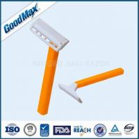 Comfort Glide Single Blade Disposable Razor With ABS Plastic Handle Yellow Color Manufactures