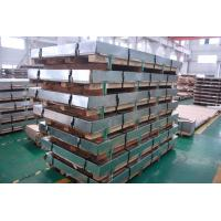 5MM DIN EN 304 Stainless Steel Sheets 4x8 , Customized Rolling Steel Kick Plate SGS Manufactures