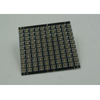 Black Soldermask 2 Layer FR4 PCB Board White Silkscreen ENIG PCB Fabrication Manufactures