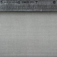 China Sus304 10x10 304 Aisi 316 Stainless Steel Woven Wire Mesh For Plating Industry on sale
