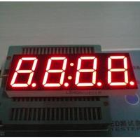 High Luminous 4 Digit Seven Segment Display Common Cathode 0.80 Inch Manufactures