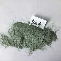 Green silicon carbide powder suppliers Manufactures