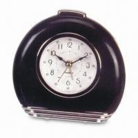 Alarm Desk Clock, Customized Colors/Prints/Designs, OEM Orders are Welcome Manufactures