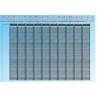 China electronic signs large 15.6 led mesh indoor screen for advertising billboard  on sale