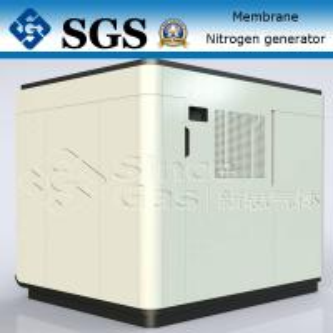 Nitrogen Generation System Nitrogen Membrane Generators SGS BV Approval Manufactures