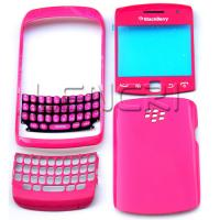 BlackBerry Curve 9360 Full Housing with Red and Pink surface Manufactures