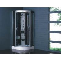 5mm Tempered Glass Shower Cabin Mjy-8019 Manufactures