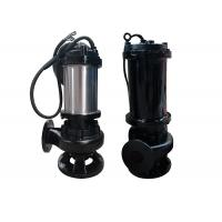 China Dirty Water Industrial Sewage Pumps 15m3/H 25m3/H 50m3/H 2900 R/Min Speed on sale
