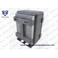 80W High Power Cell Phone Jammer Metal Enclosure Housing 80% Humidity Manufactures