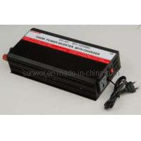 Quality 1000W Pure Sine Wave Power Inverter With Charger SPI-1000PC for sale