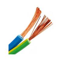 China 2491X multi stranded single core PVC insulated RV flexible RV electrical wire on sale