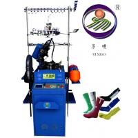 6F automatic computeried sock knitting machine Manufactures