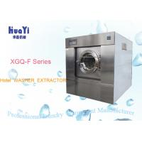Professional Large Industrial Washing Machine 50kg - 150kg For Clothes Laundry Manufactures