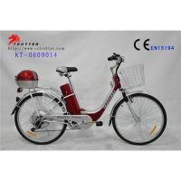 city electric bicycle  with lead acid battery Manufactures