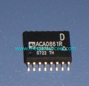 Integrated Circuit Chip ACA0861D - ANADIGICS, Inc - 750/860 MHz CATV LINE AMPLIFIER MMIC Manufactures