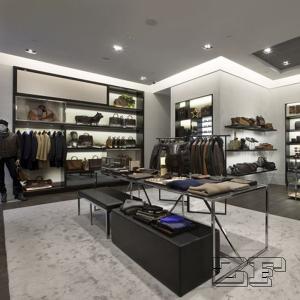 China handbag and shoe store display furniture design on sale