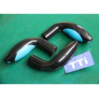 High Plished Two Colour Injection Over Molding parts TTi  Overmolding Electronics  Manufactures