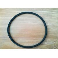 China Heat Resistant Rubber Round Gasket , Custom - Made Round Rubber Rings on sale