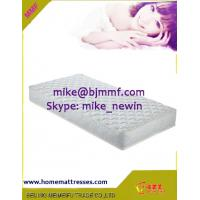 China Anti-mite high density PU foam baby bed mattress on sale