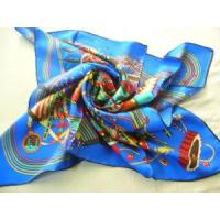 Silk Square Scarf (HP-C925) Manufactures