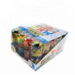 3 In 1 Cartoon Toy Sweet Dispenser Multicolor Assorted Fruit Flavor Halal Manufactures