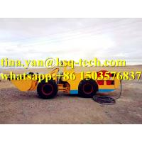 RL-3 Load Haul Dump Truck Used For Tunneling and Coal Mining Underground Manufactures