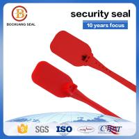 China 345mm cynch-lok pull-tight tamper evident seal P106 Green, red, blue, white, orange, yellow or customize on sale