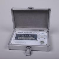 Silver Color Quantum Body Health Analyzer / quantum magnetic resonance analyzer Mini Size Manufactures