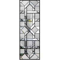 Stained Glass Solid Flat Tempered Glass Panels Private Imports Series Manufactures