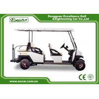350A Controller Battery Operated Fast Golf Carts 25km / H Or 45km / H Manufactures