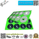 Cheap Bulk CD Printing Custom 8 In 1 CD / DVD Print Tray For Printer Compatilbe Epson Deakjet Printer Manufactures